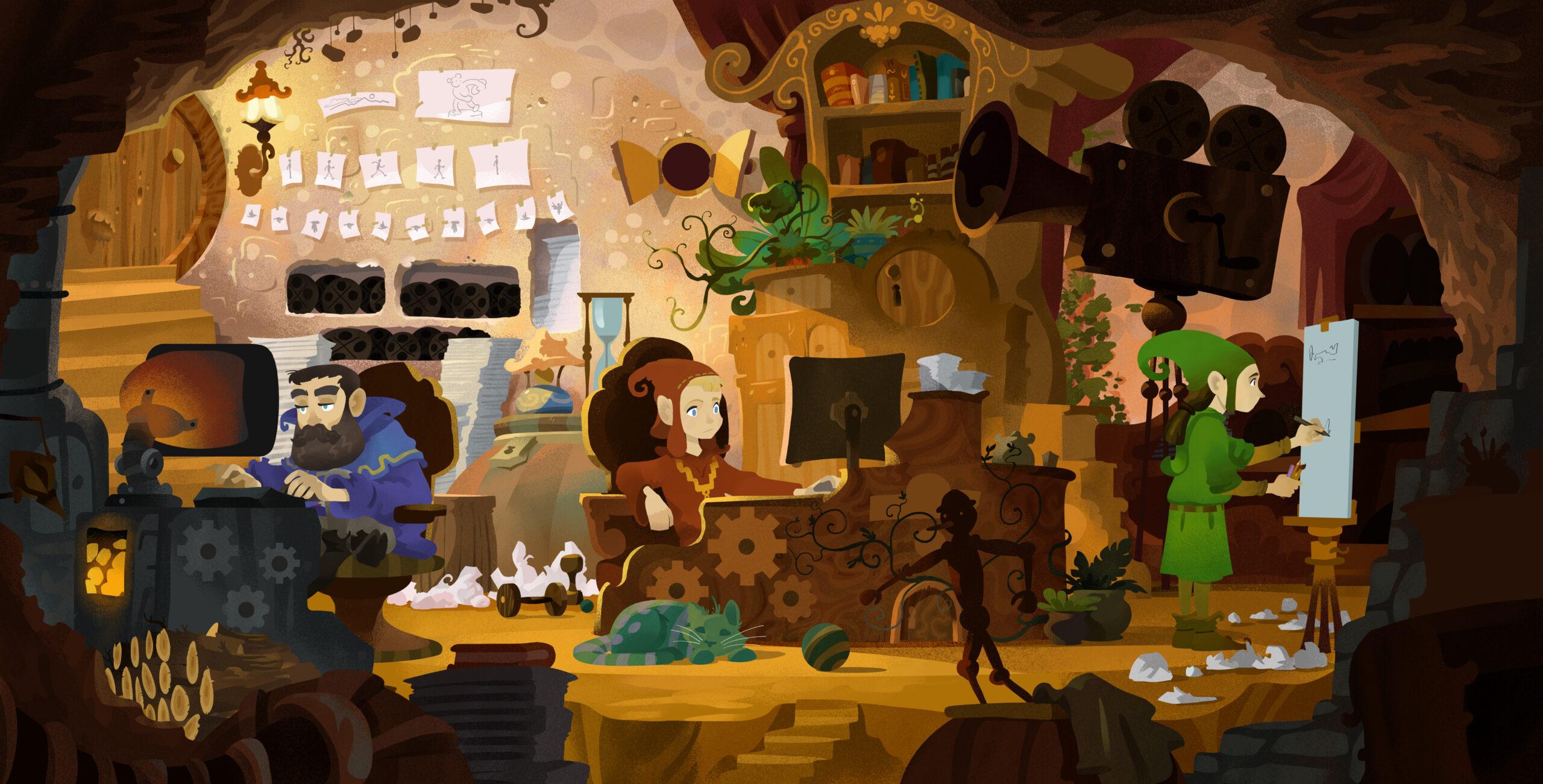 The Big Story Studio